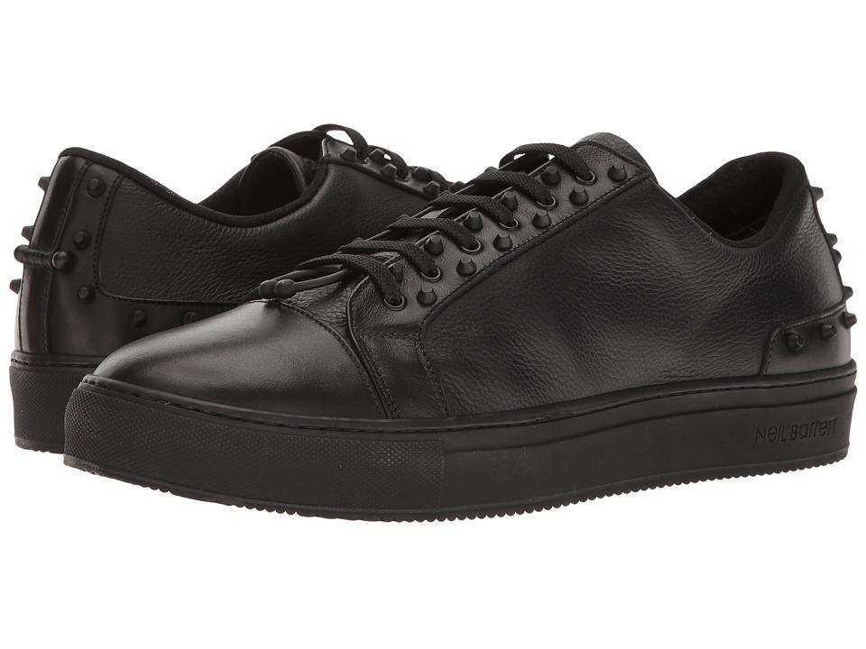 Neil Barrett - Studded City Trainer (Black) Men's Shoes