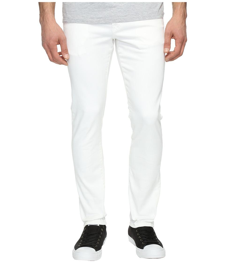 Scotch & Soda - Ralston in Garment Dyed Colours (White) Men's Jeans