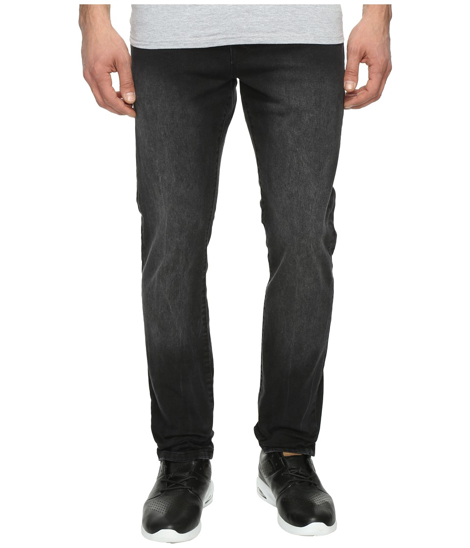 Scotch & Soda - Ralston in Garment Dyed Colours (Black) Men's Jeans