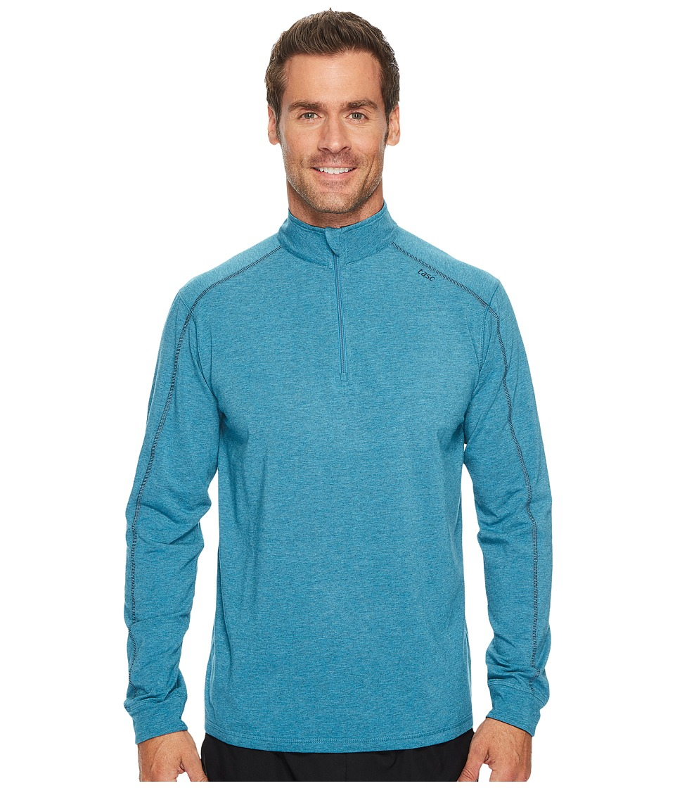 tasc Performance Core 1/4 Zip (Marina Heather) Men