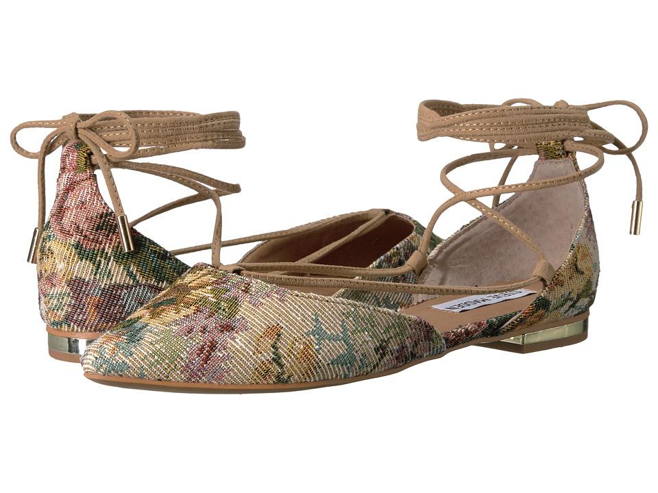 Steve Madden - Walkie (Natural Multi) Women's Shoes
