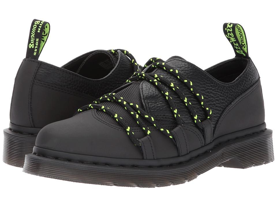 Dr. Martens Estrela Extreme Lace Shoe (Black Concept/Black Highgrosy Polyester) Women