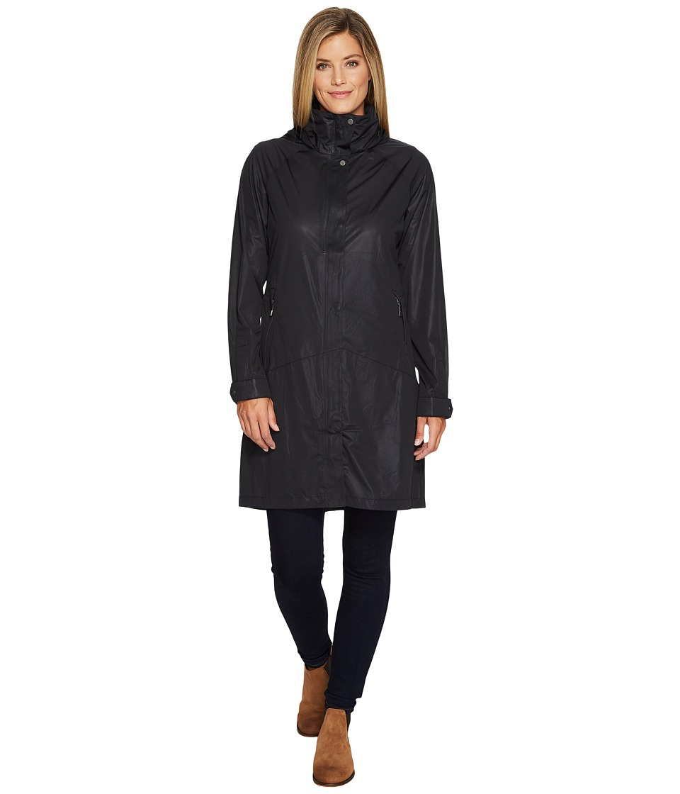 Toad&Co Overshadow 2.0 Trench (Black) Women