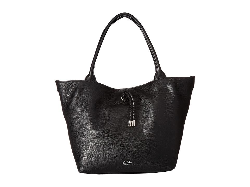 Vince Camuto - Aviva Small Tote (Nero) Tote Handbags