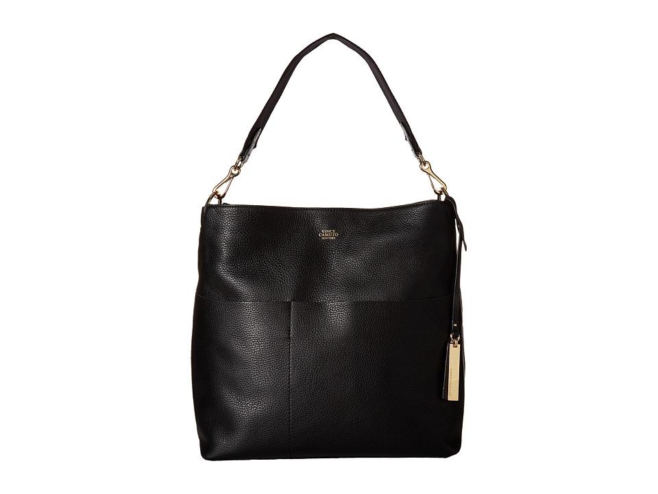 Vince Camuto - Risa Hobo (Black) Hobo Handbags