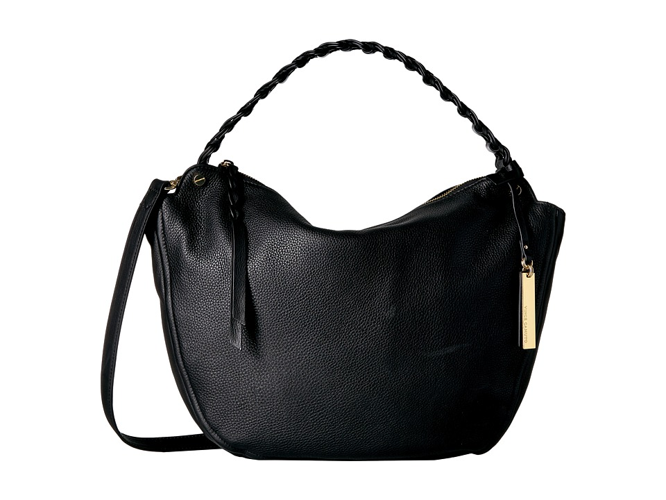 Vince Camuto - Luela Small Hobo (Black) Hobo Handbags