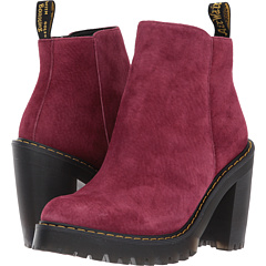 Magdalena Ankle Zip Boot by Dr. Martens