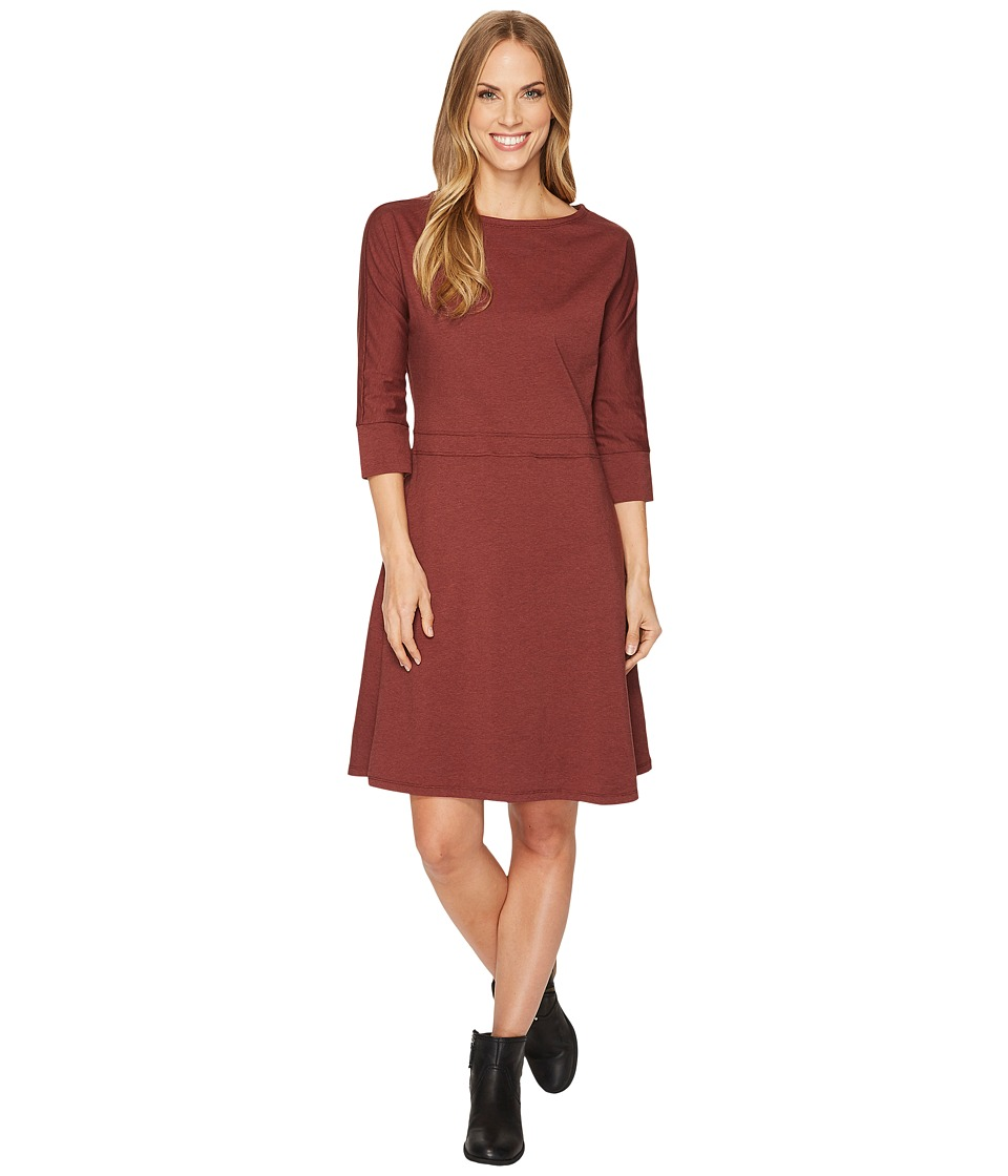 Toad&Co Mizdress (Mahogany) Women
