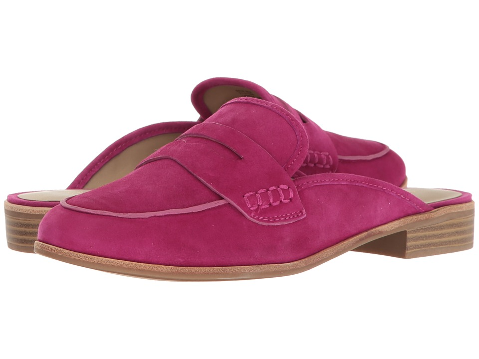 G.H. Bass & Co. Erin (Orchid Suede) Women