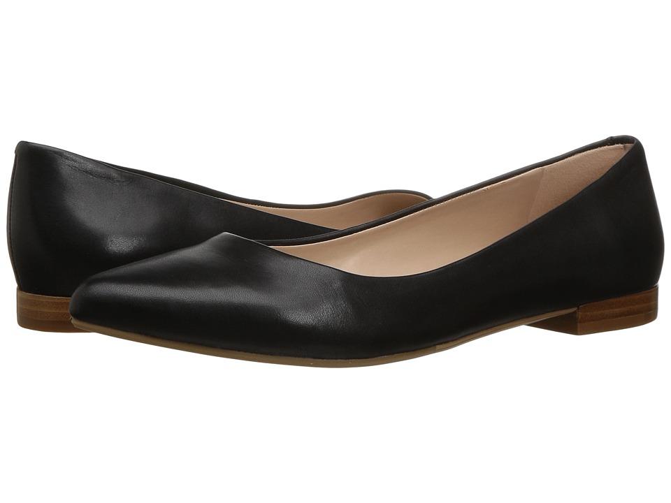 G.H. Bass & Co. Kayla (Black Leather) Women