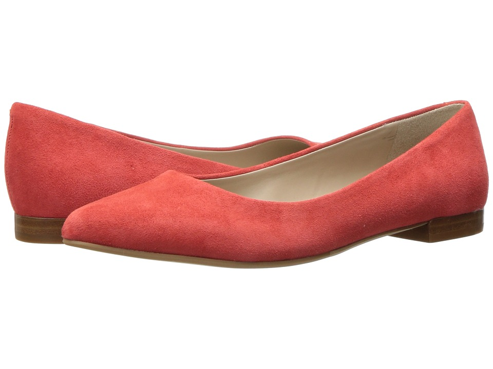 G.H. Bass & Co. - Kayla (Poppy Suede) Women's Shoes