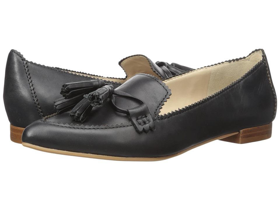 G.H. Bass & Co. Kelsey (Black Leather) Women