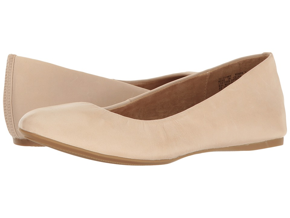 G.H. Bass & Co. - Felicity (Nude Whitewashed Full Grain) Women's Shoes
