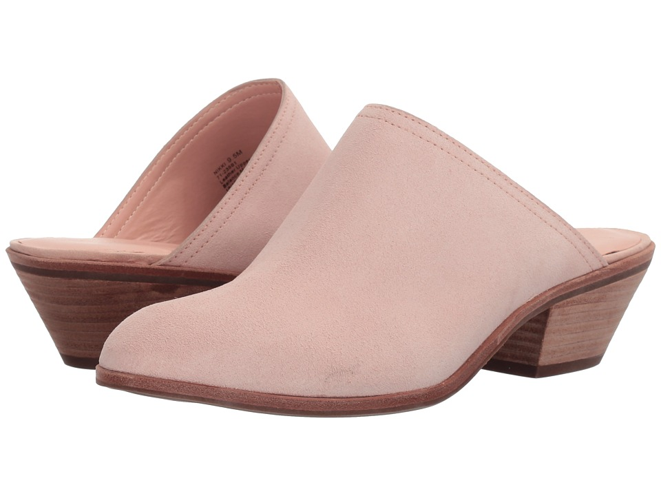 G.H. Bass & Co. Nikki (Tea Rose Suede) Women