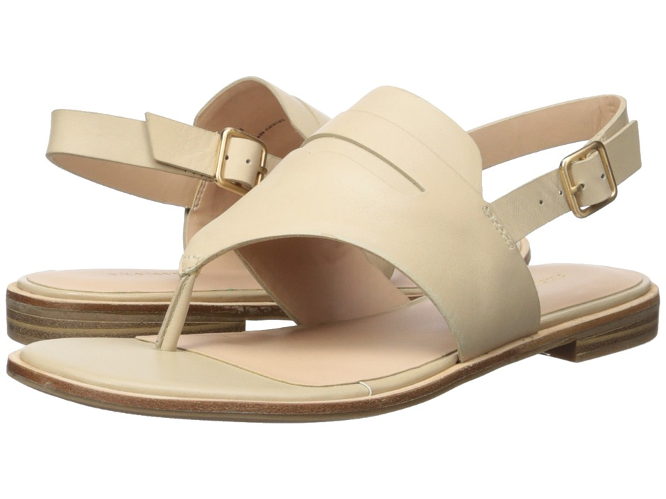 G.H. Bass & Co. - Maddie (Cream Leather) Women's Shoes