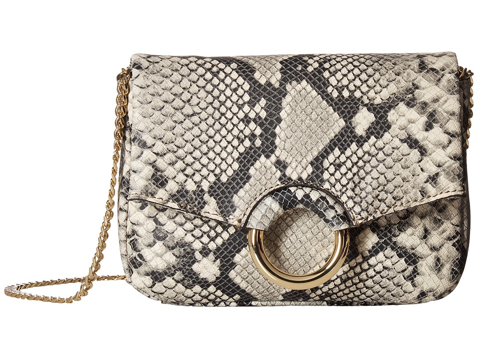 Vince Camuto - Adina Small Crossbody (Sassy Snake) Cross Body Handbags