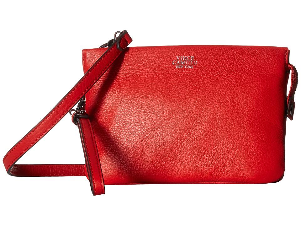 Vince Camuto - Cami Crossbody (Flame) Cross Body Handbags