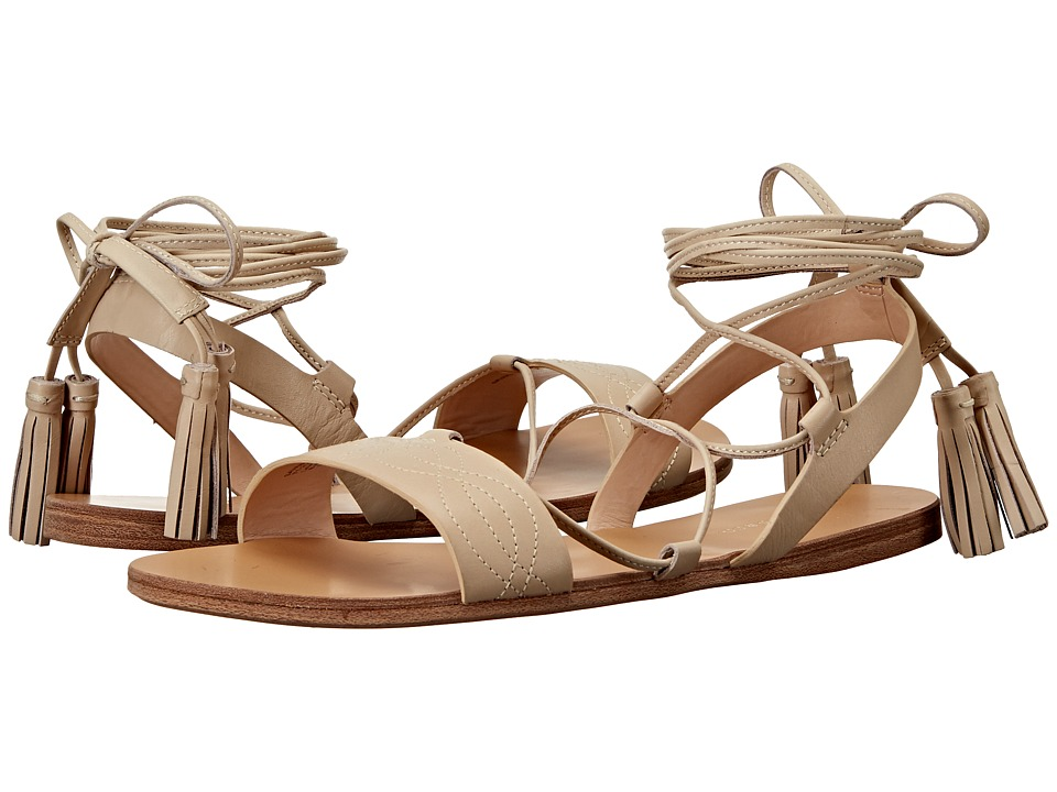 G.H. Bass & Co. - Savannah (Cream Leather) Women's Shoes