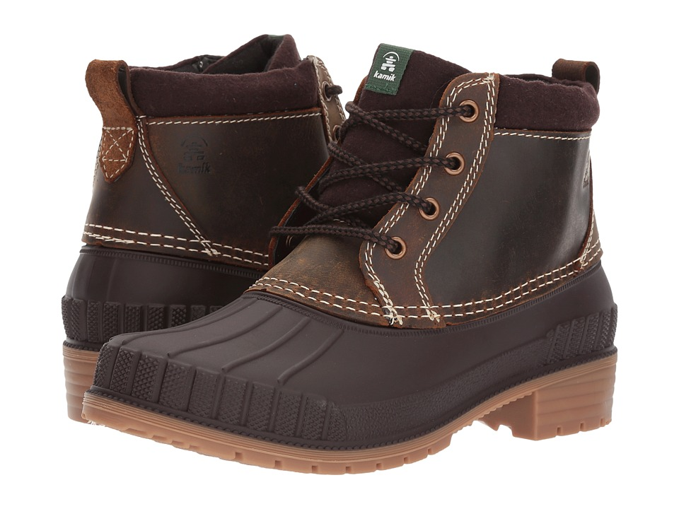 Kamik Evelyn 4 (Dark Brown) Women