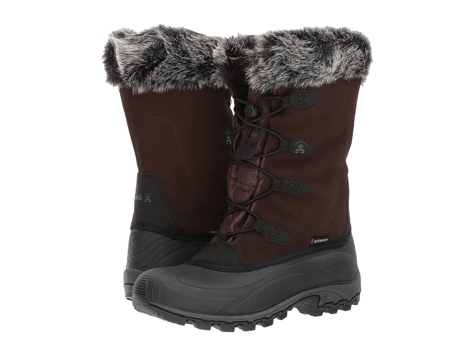 Kamik Momentum S (Dark Brown) Women