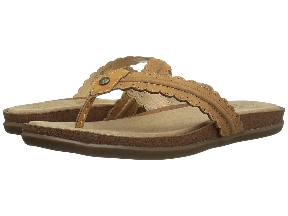 G.H. Bass & Co. - Samantha (British Tan Crazy Horse) Women's Shoes