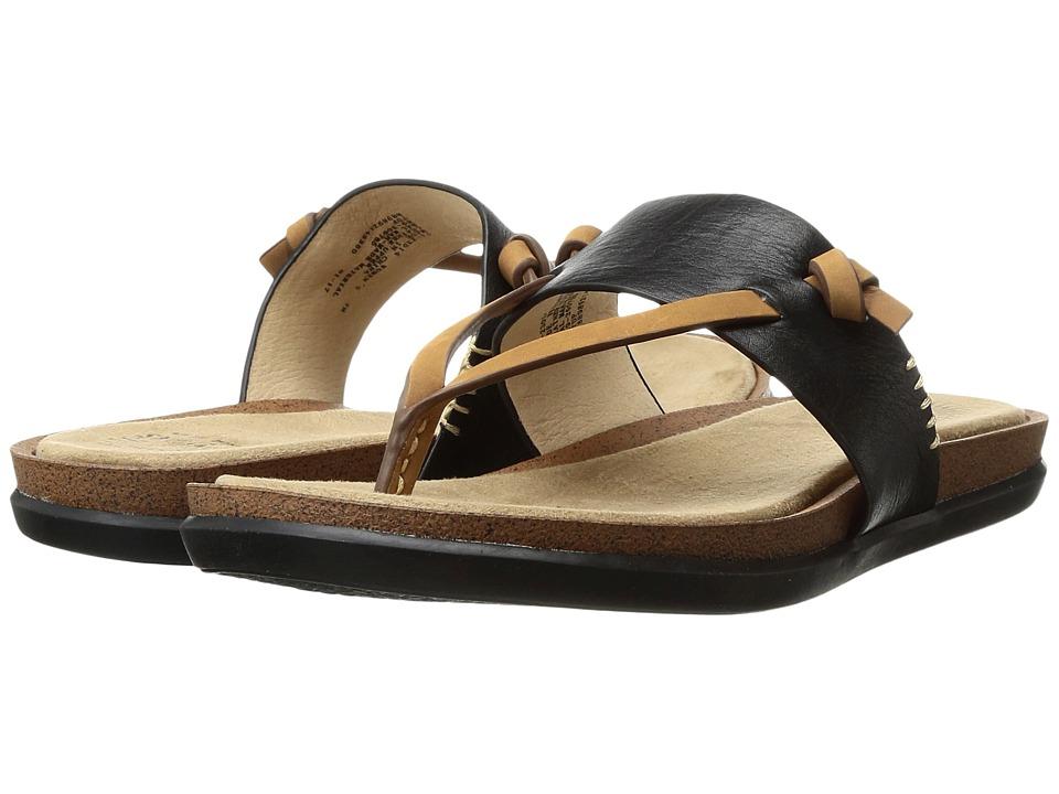 G.H. Bass & Co. - Shannon (Black Soft Tumbled Full Grain) Women's Shoes