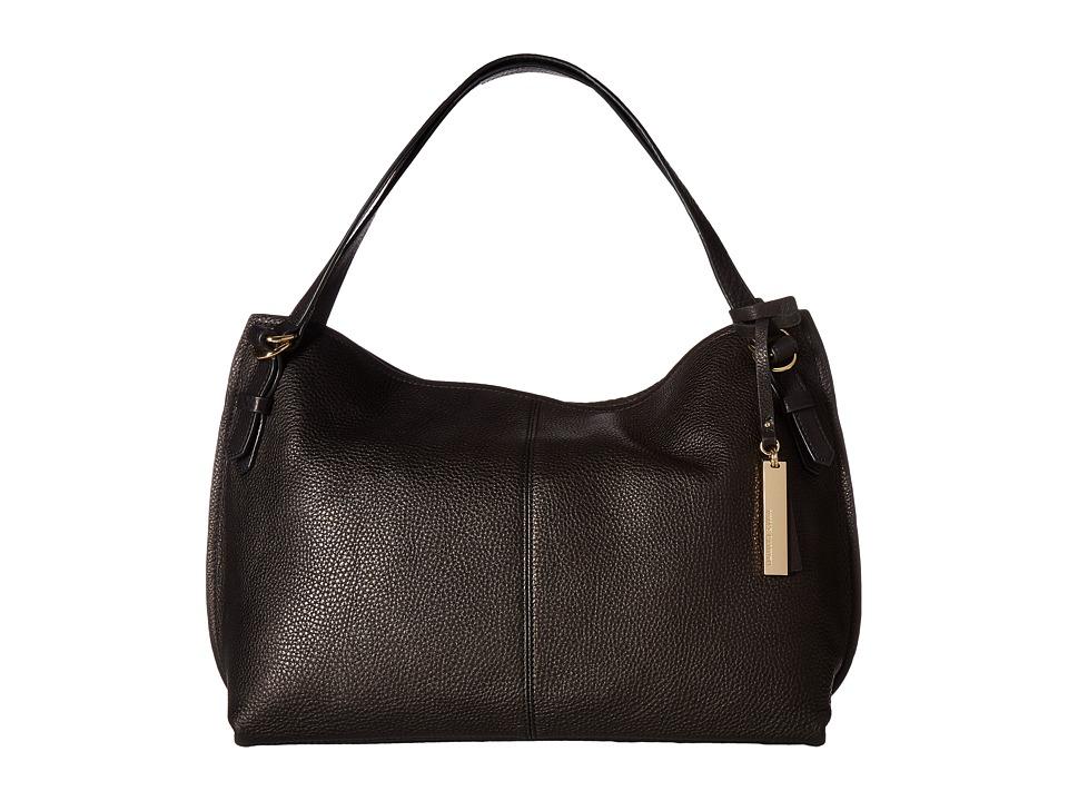 Vince Camuto - Aniko Satchel (Black) Satchel Handbags