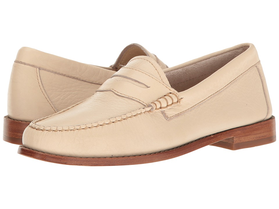 G.H. Bass & Co. Whitney Weejuns (Nude Soft Tumbled Leather) Women