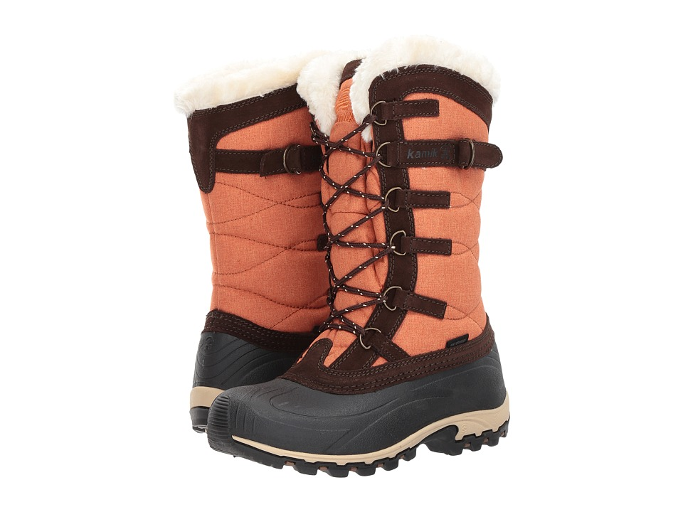 Kamik Snowvalley (Orange) Women
