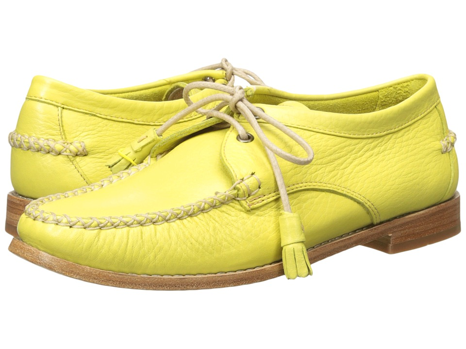 G.H. Bass & Co. Winnie Weejuns (Limoncello Soft Tumbled Leather) Women