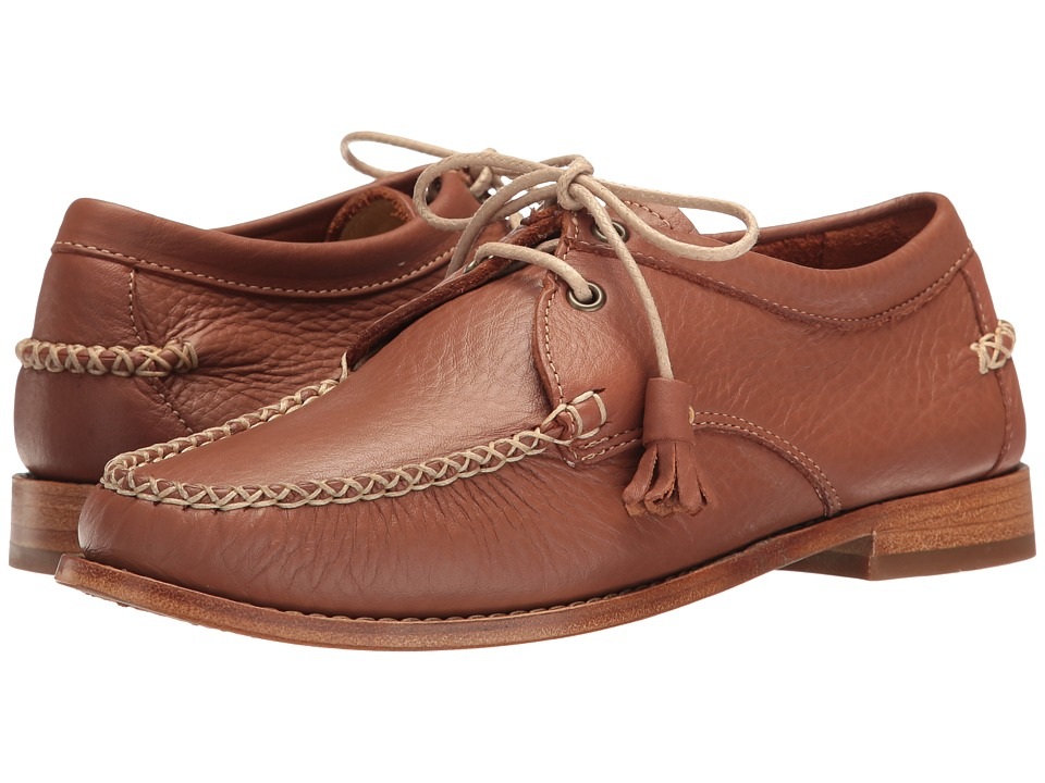 G.H. Bass & Co. Winnie Weejuns (Tan Soft Tumbled Leather) Women