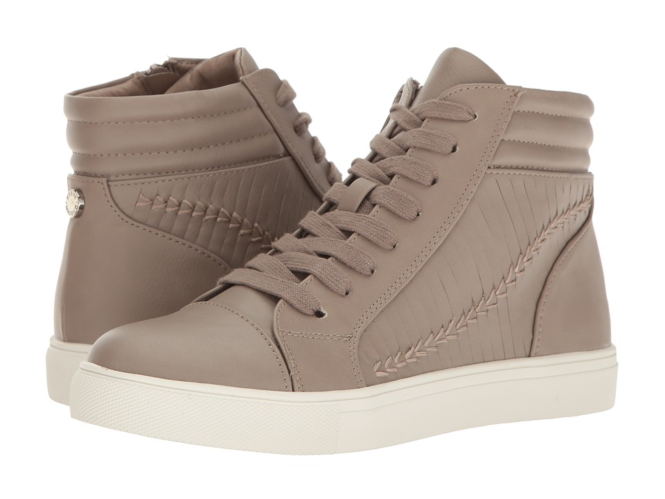 Steve Madden - Enrique (Grey) Women's Lace up casual Shoes