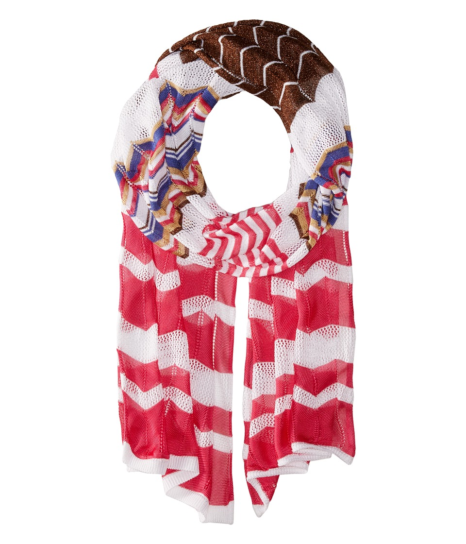 Missoni - Scarf (Multi Pink) Scarves