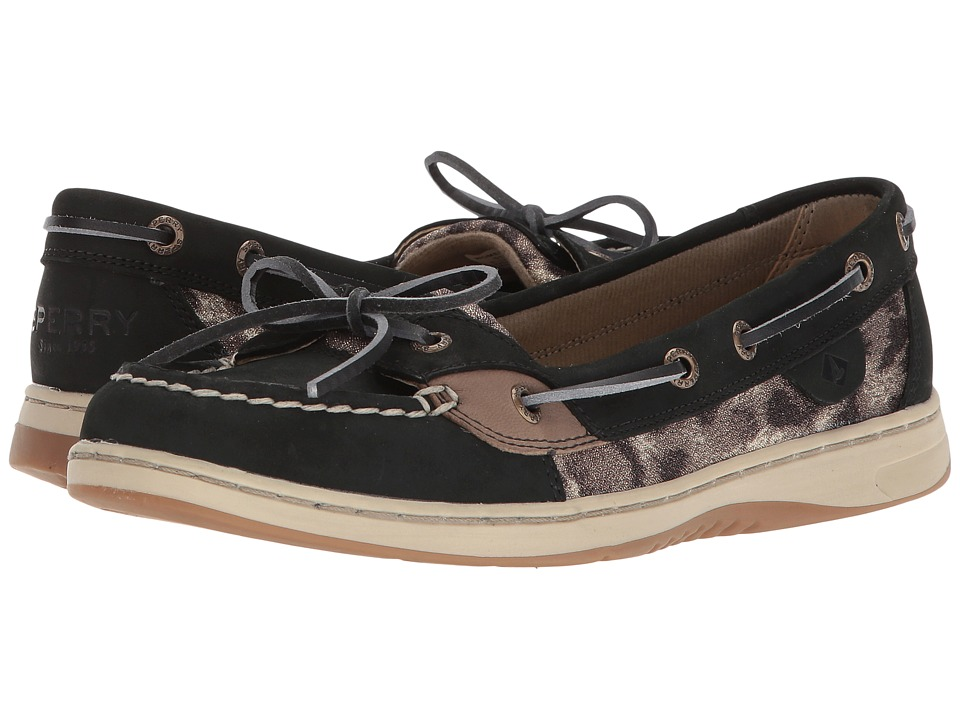 Sperry Angelfish Holiday (Black) Women