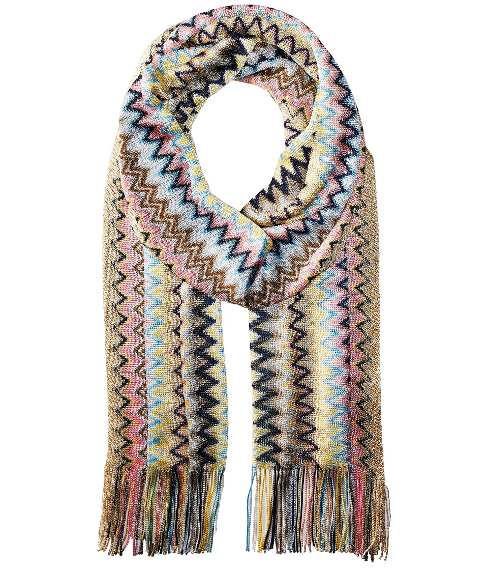 Missoni - Scarf (Multi Rose) Scarves