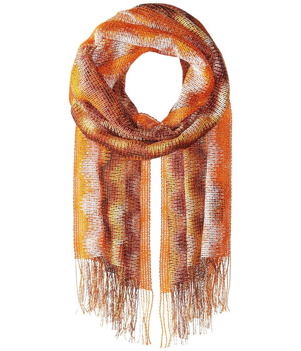 Missoni - Scarf (Multi Orange) Scarves