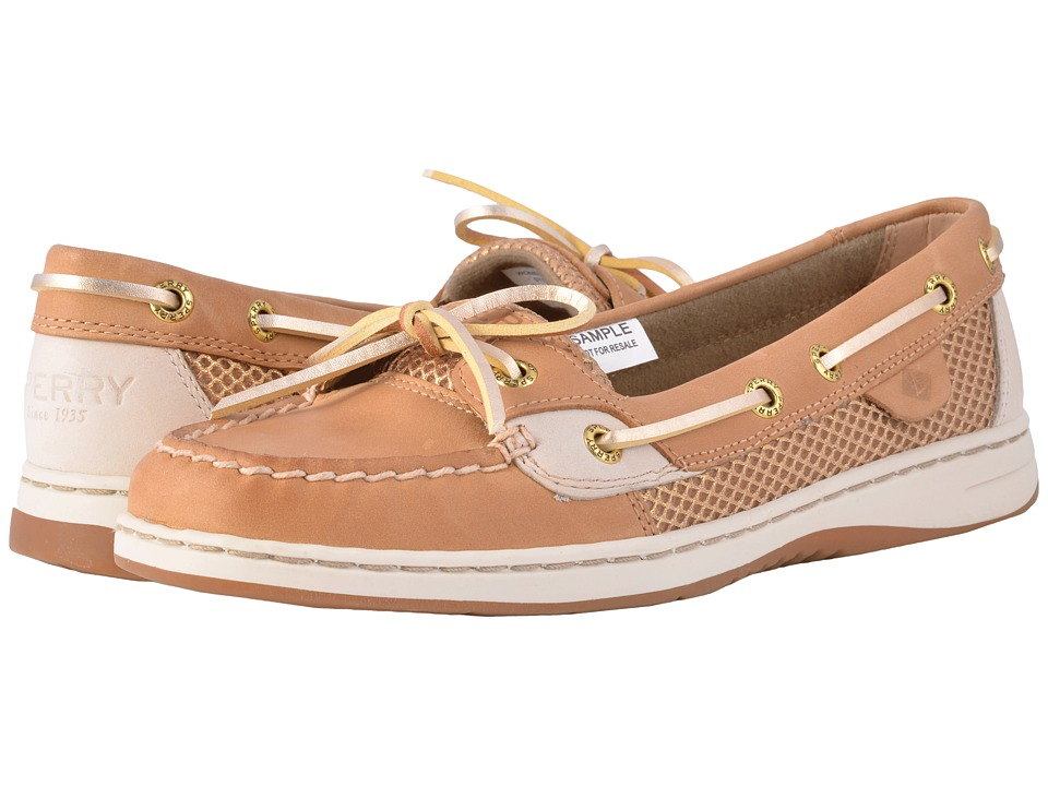 Sperry Angelfish (Linen/Gold) Women