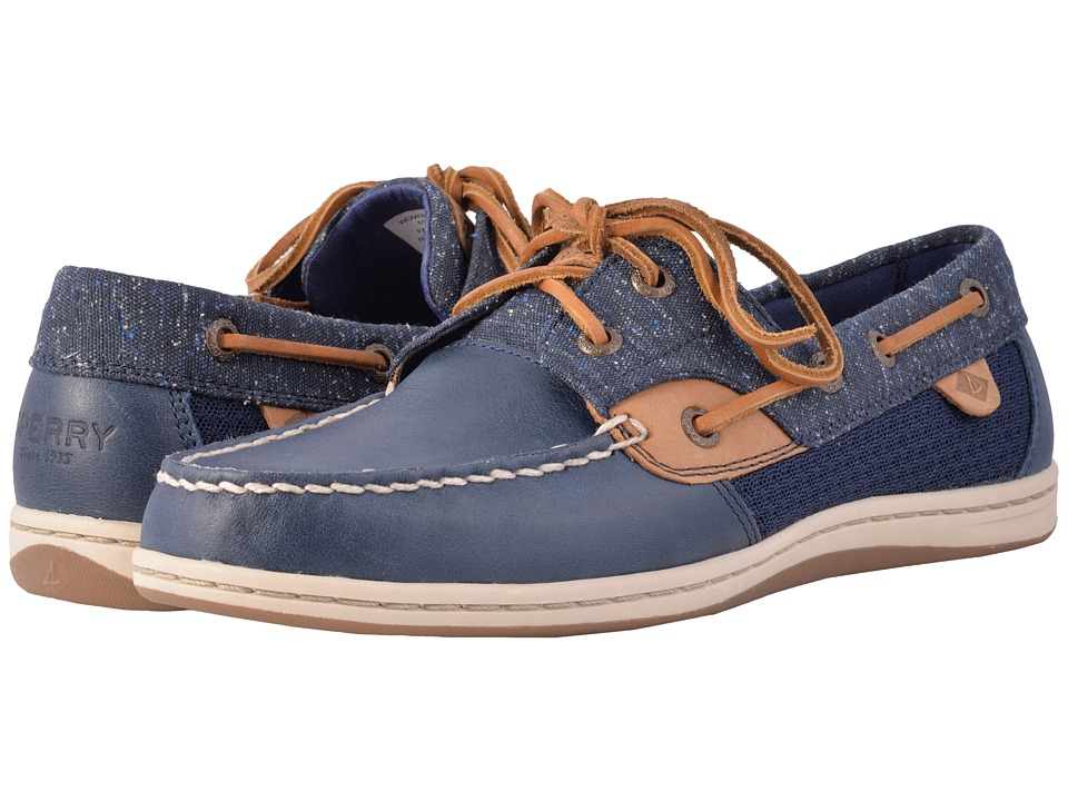Sperry Rosefish Textured (Taupe) Women