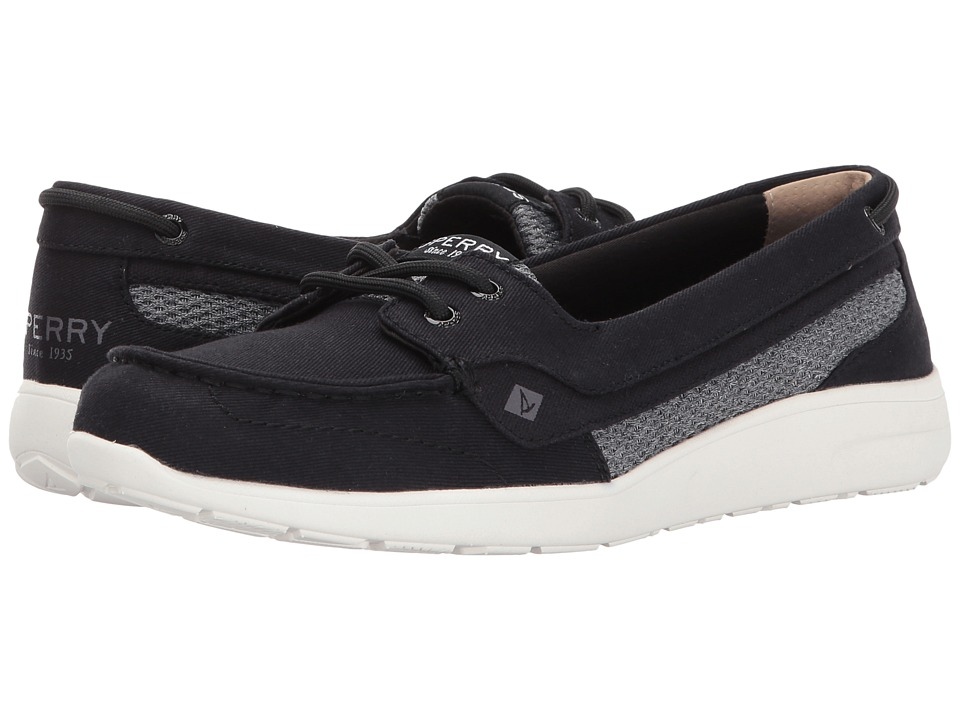Sperry - Rio Point (Black) Women's Shoes