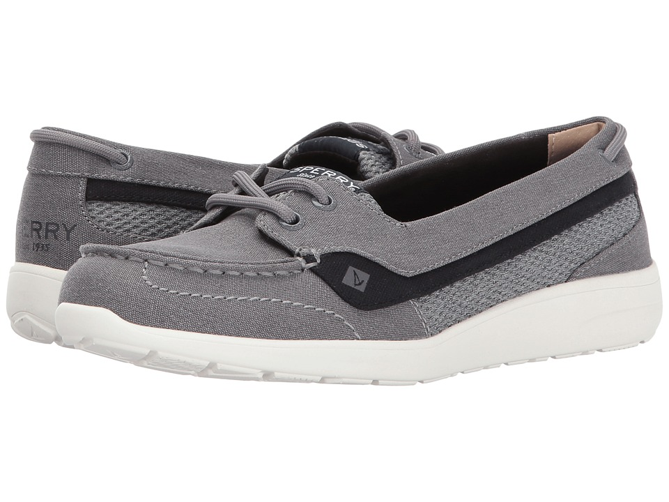Sperry - Rio Point (Grey/Black) Women's Shoes