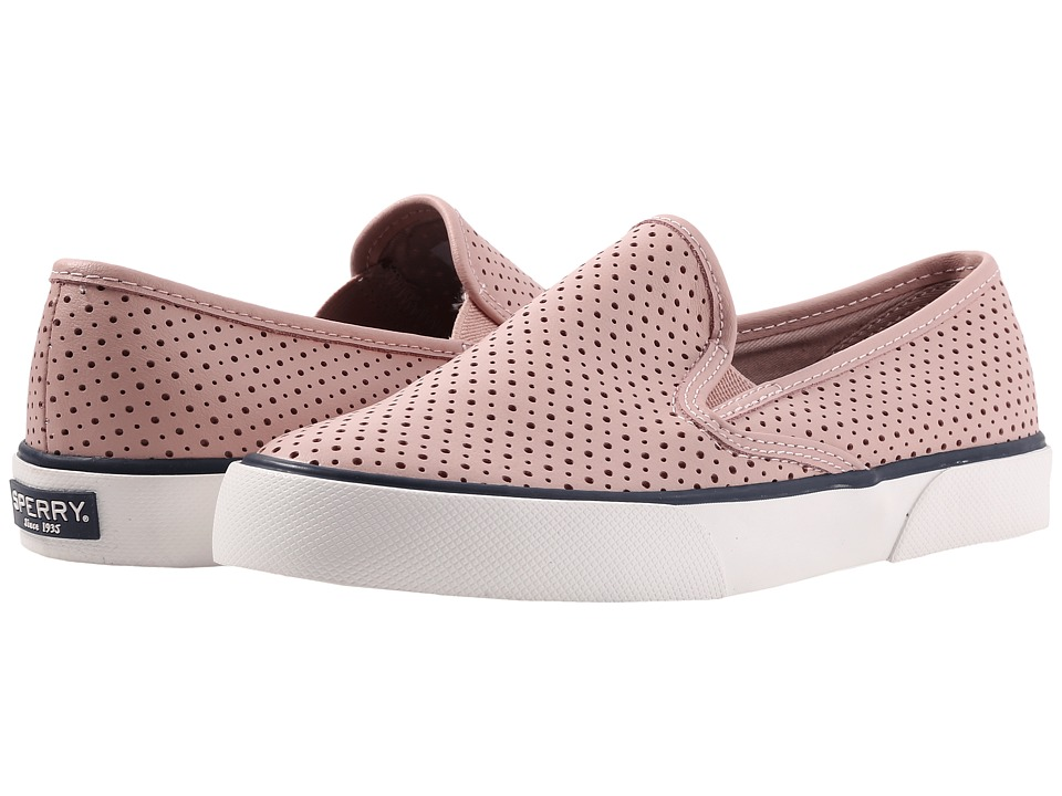 Sperry - Pier Side Leather (Rose) Women's Shoes