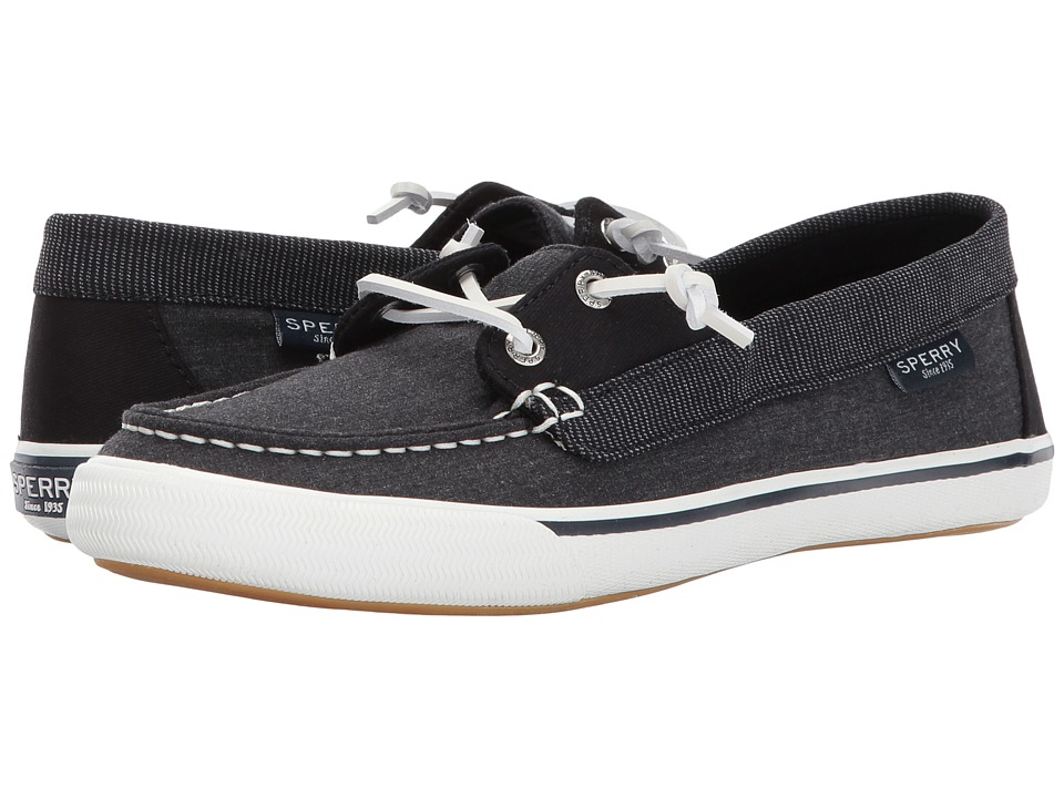 Sperry - Lounge Away (Black) Women's Shoes