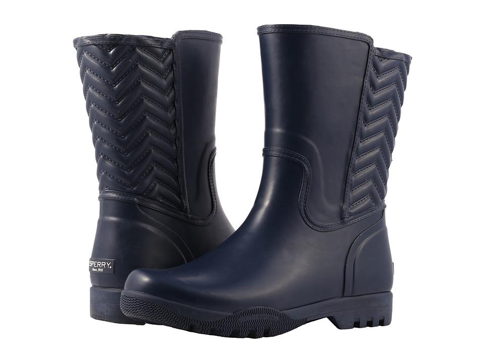 Sperry - Nellie Chevron (Navy) Women's Shoes