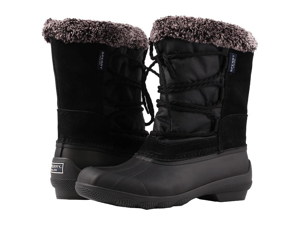 Sperry - Syren Strait (Black) Women's Shoes