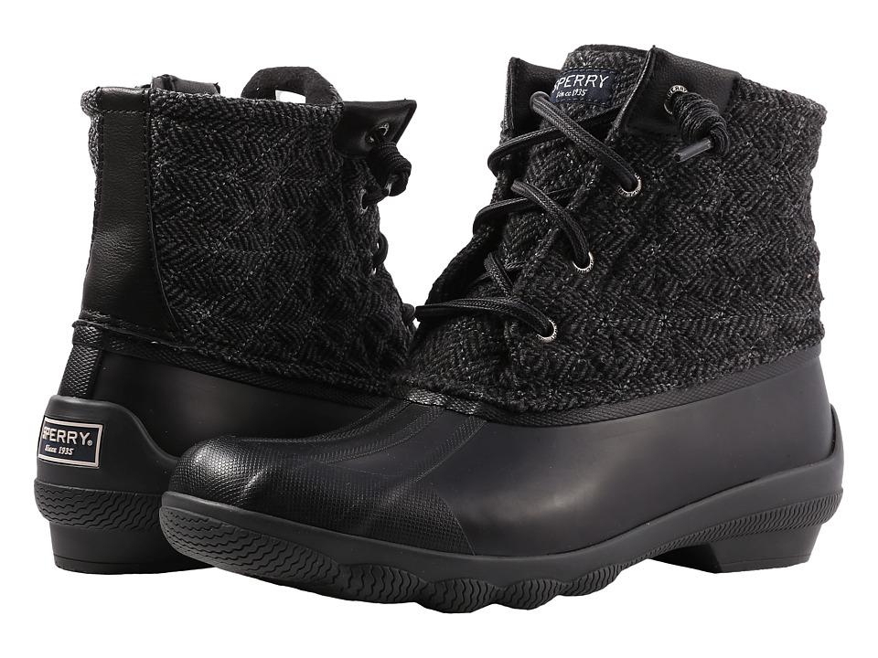 Sperry - Syren Gulf (Grey/Black) Women's Shoes