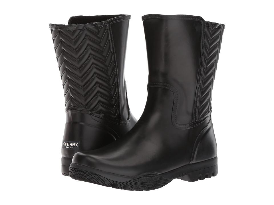 Sperry - Nellie Chevron (Black) Women's Shoes