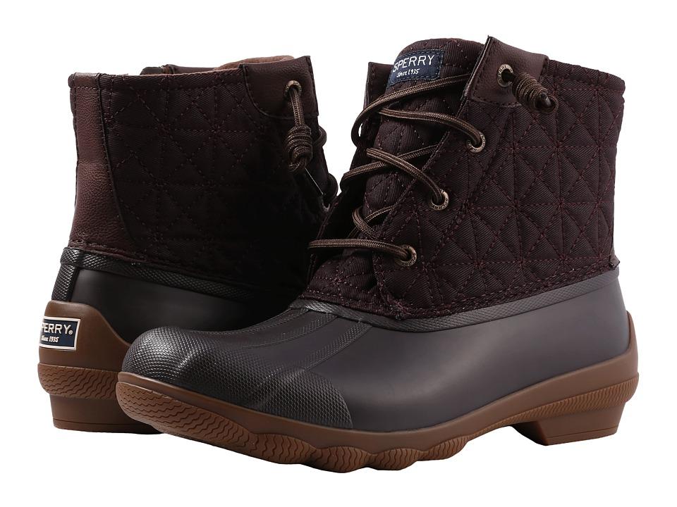 Sperry - Syren Gulf (Dark Brown) Women's Shoes