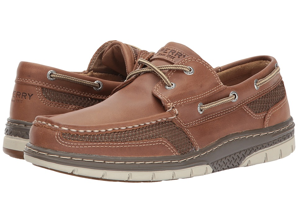 Sperry - Tarpon Ultralite 2-Eye (Tan) Men's Shoes