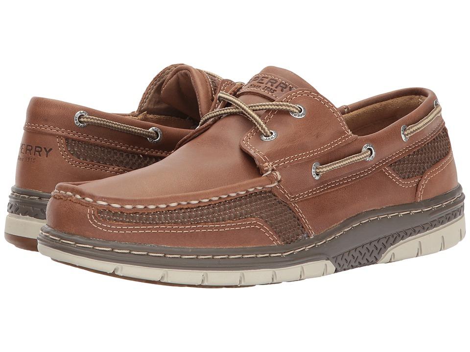 Sperry - Tarpon Ultralite 2-Eye (Tan) Men's Shoes