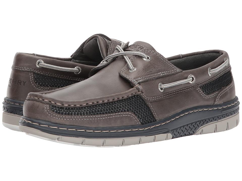 Sperry - Tarpon Ultralite 2-Eye (Grey) Men's Shoes